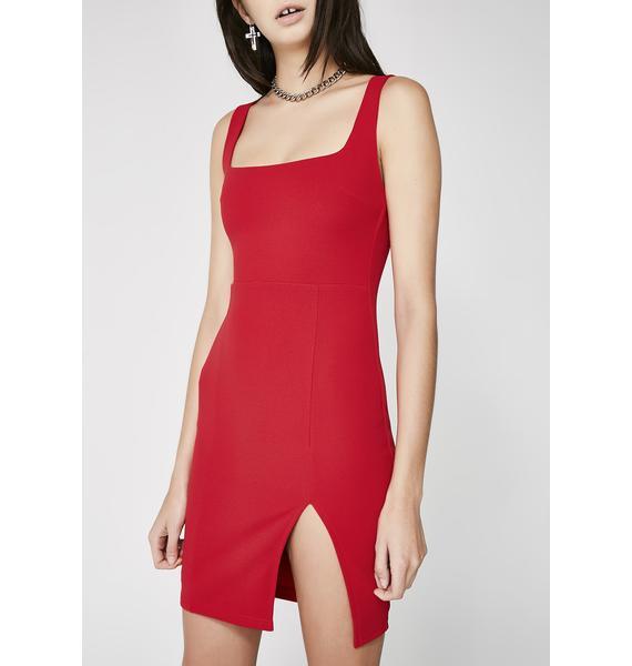 Red Light Distrikt Mini Dress