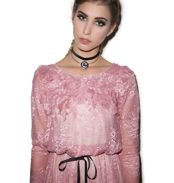 Together or Alone Lace Dress