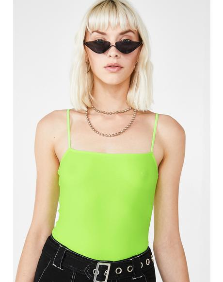 Lime Sol Bodice