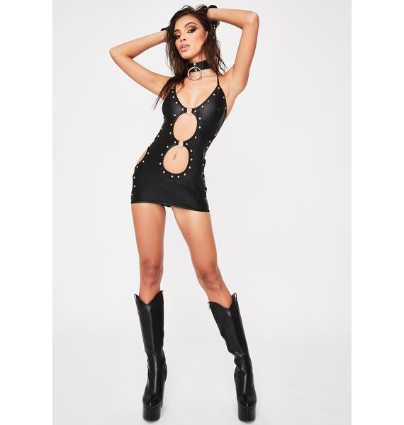 Good To Be Bad Dress Set