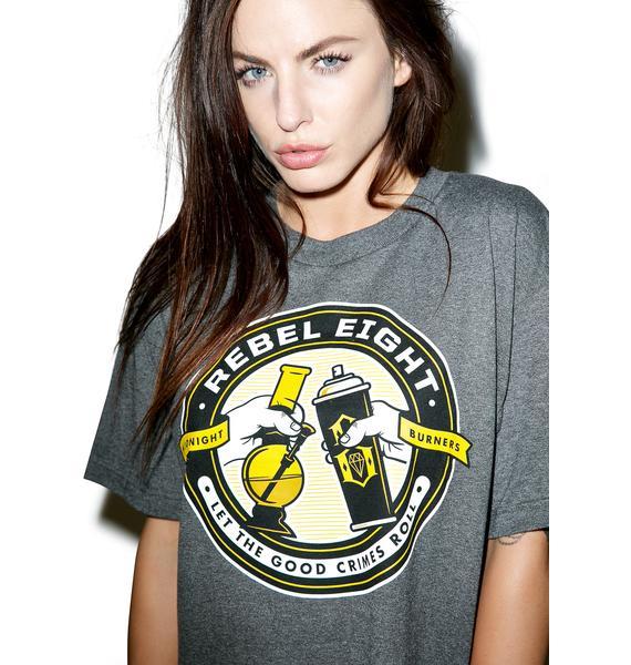 Rebel8 Good Crimes T-Shirt