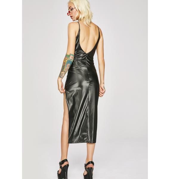 Dodgin' Bullets Midi Dress