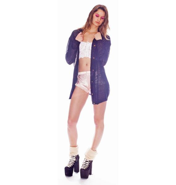 Wildfox Couture Send Me An Angel Manhattan Cardigan