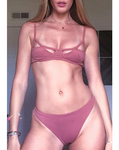 Gemini Thong Bikini Bottoms