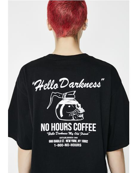 Darkness Short Sleeve Tee