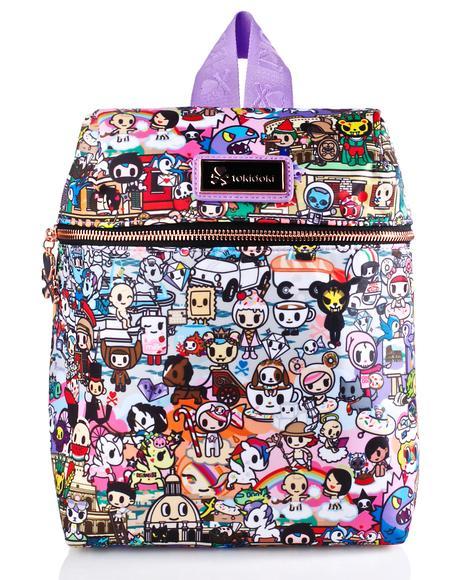 Roma Mini Backpack