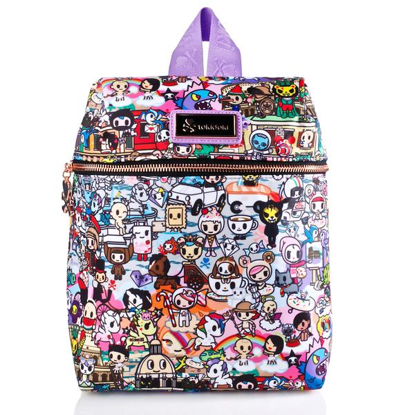 Tokidoki Roma Mini Backpack