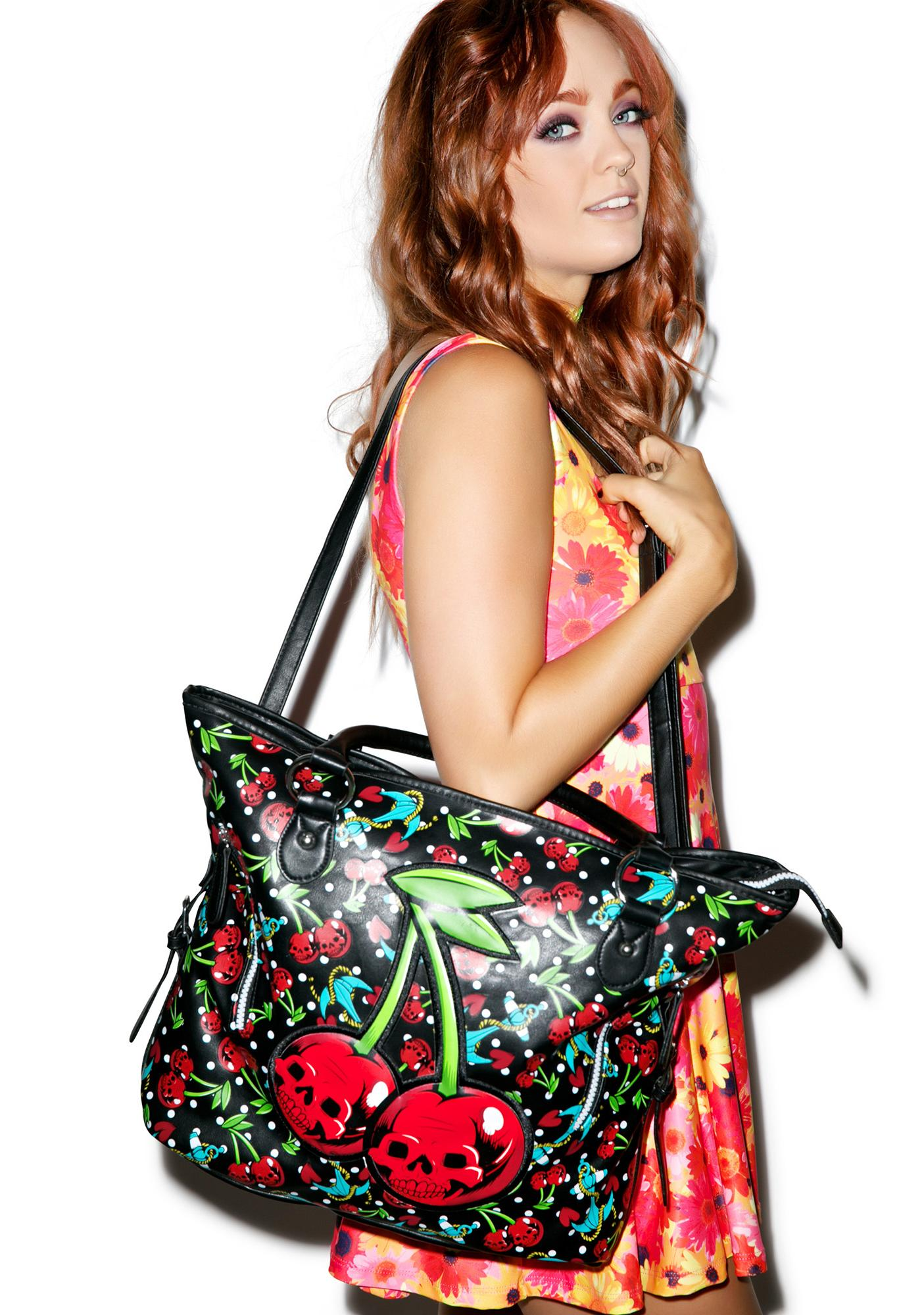 Iron Fist Cherry Glazer Tote