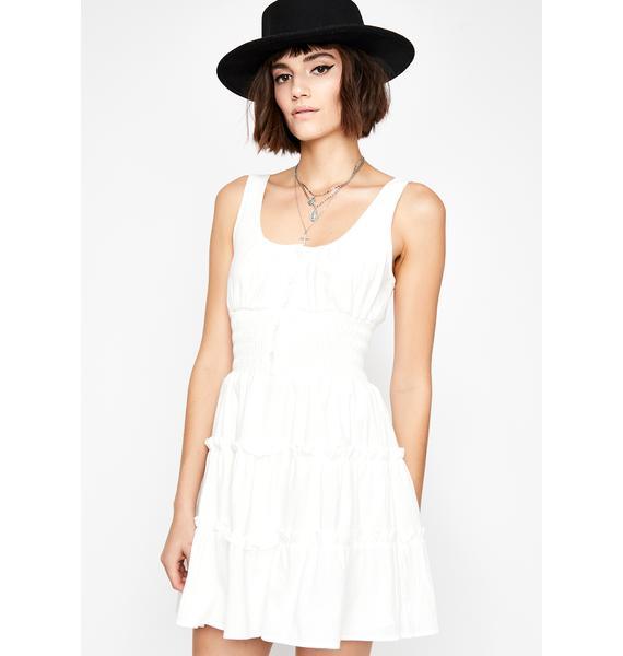 Serene Sass Mini Dress