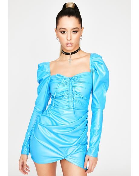 Icy Sweet Jezebel Mini Dress