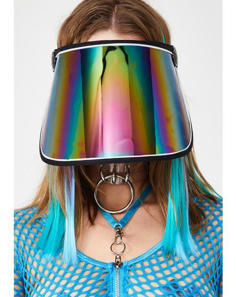 Wicked Hypno Freak Shield Visor