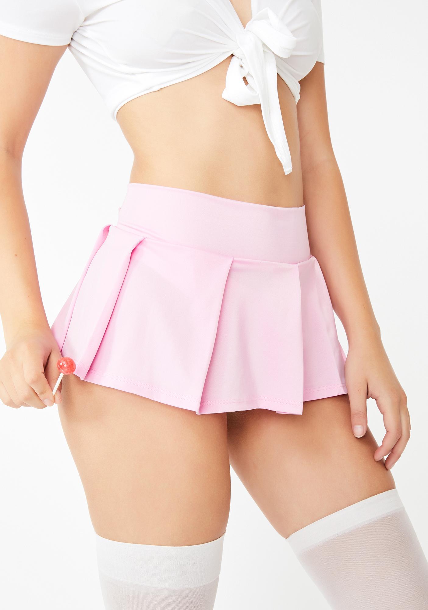 Tease Me Please Mini Skirt
