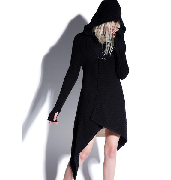 Killstar Stockholm Syndrome Knit Cardigan