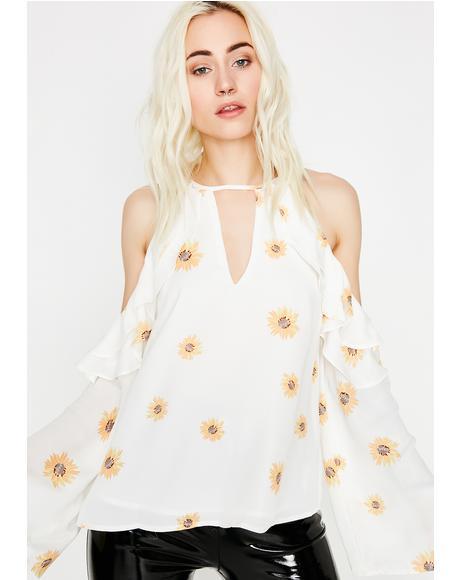 Pick Me Floral Top