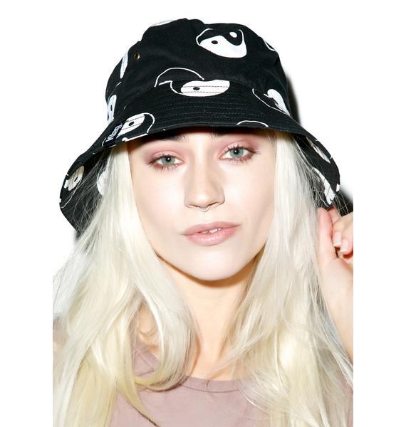 Yin Yang Bucket Hat