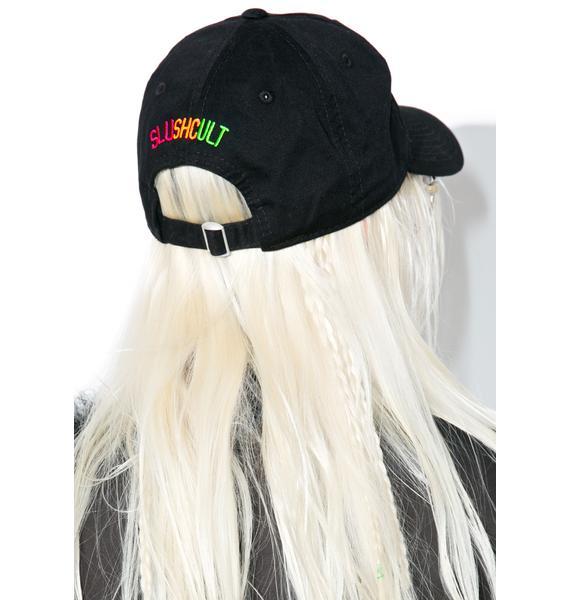 Slushcult Holy Trinity Cup Dad Hat