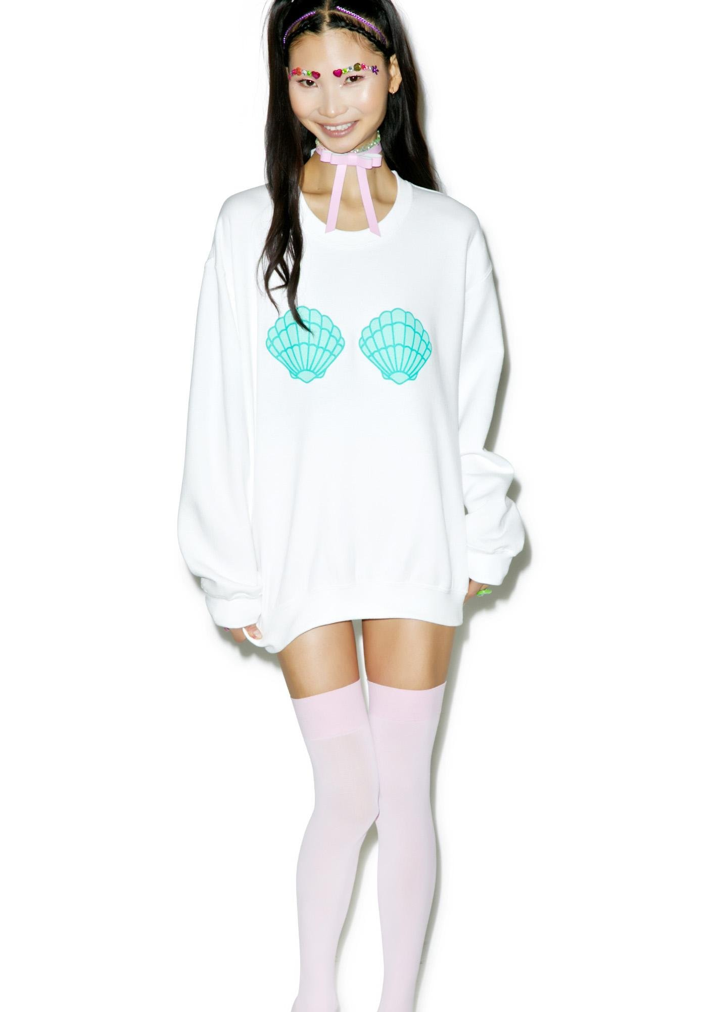Bone Idol Atlantis Hoe Sweatshirt