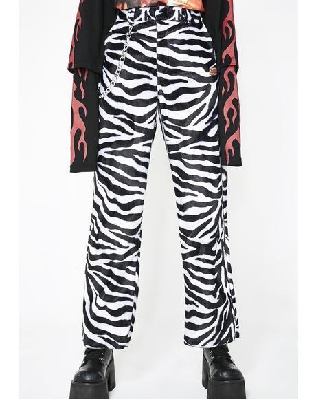 OG Zebra Chain Pant