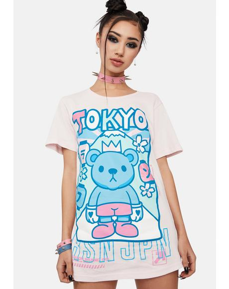 Neo Tokyo Graphic Tee