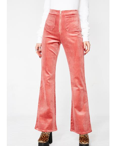 Hazy Times High Rise Pants