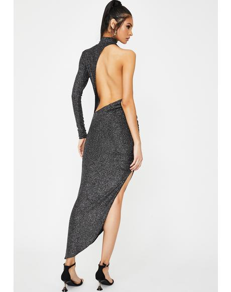 Voluptuous Vixen Asymmetrical Dress