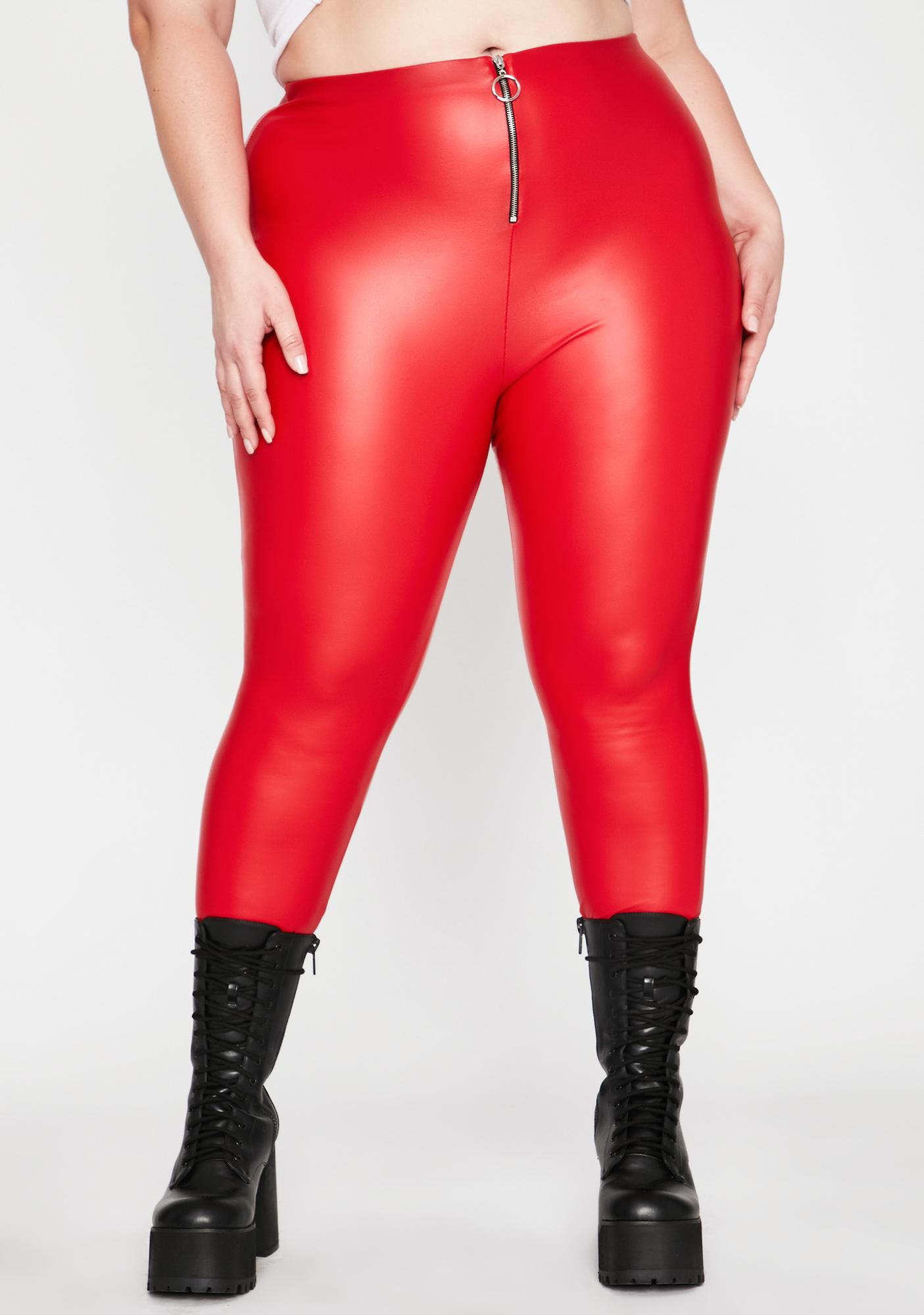 Hot Epic Astro Acid Slim Leggings