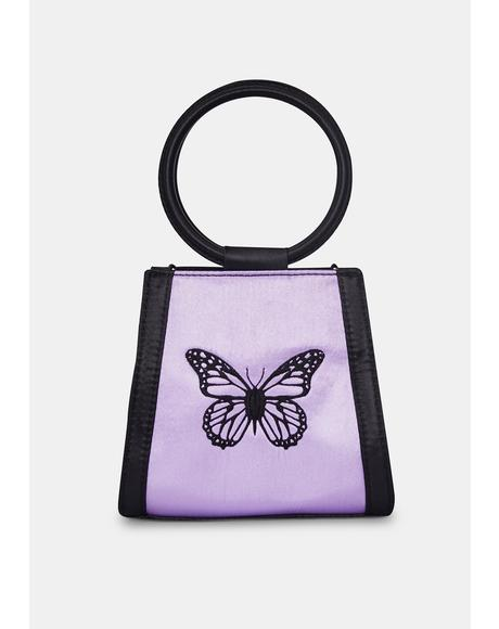 Flutterby Doll Structured Bag