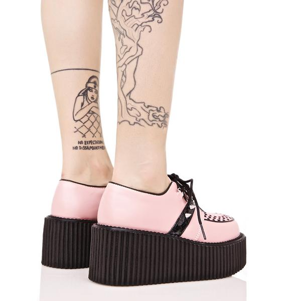 Demonia Rose Brokenhearted Creepers