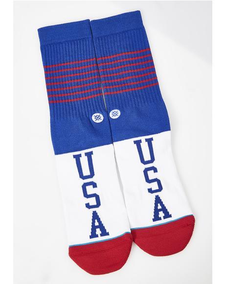 Unite Crew Socks