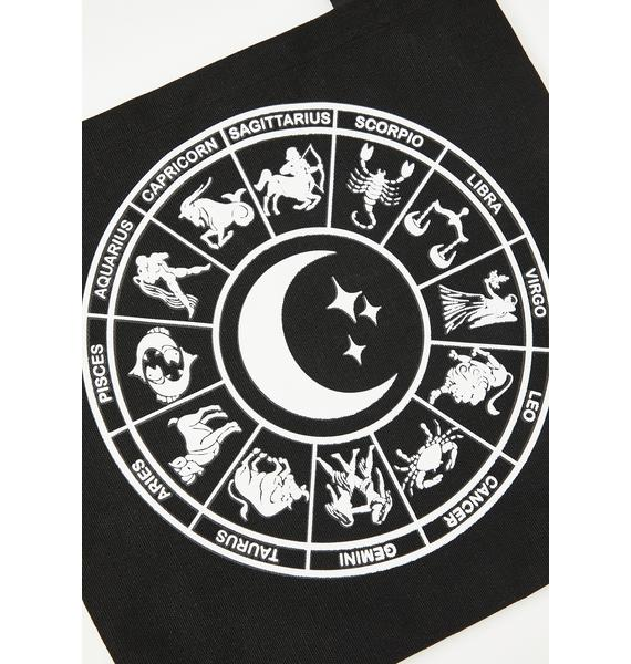 HOROSCOPEZ Team Taurus Tote Bag