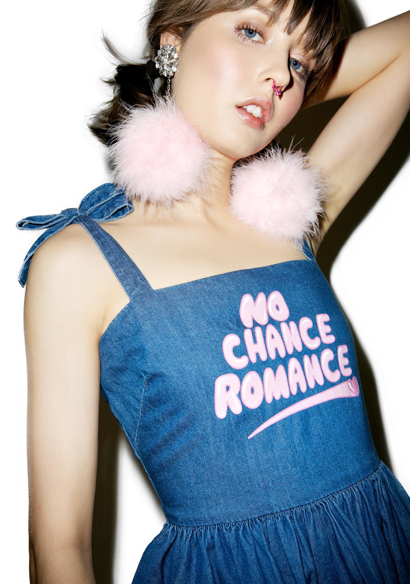 Lazy Oaf No Chance Romance Top