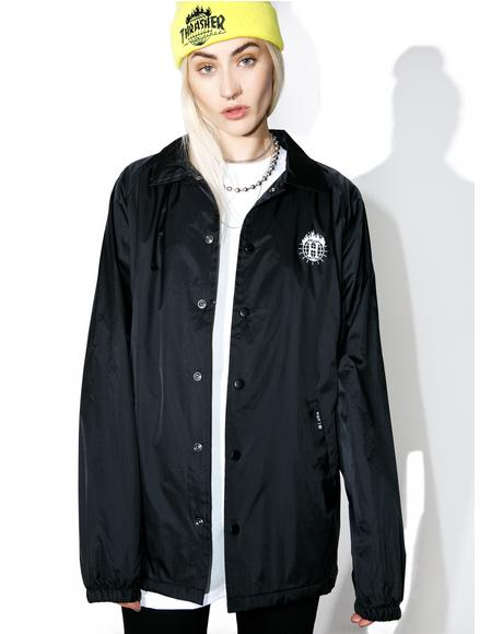 X Thrasher Coaches Jacket