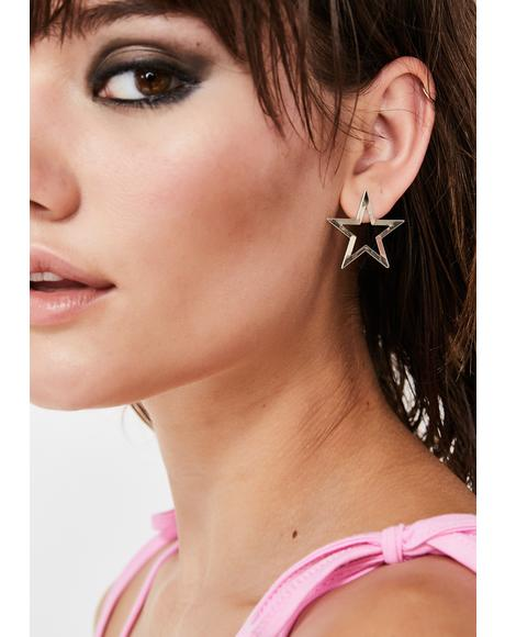 Five Star Chick Earrings