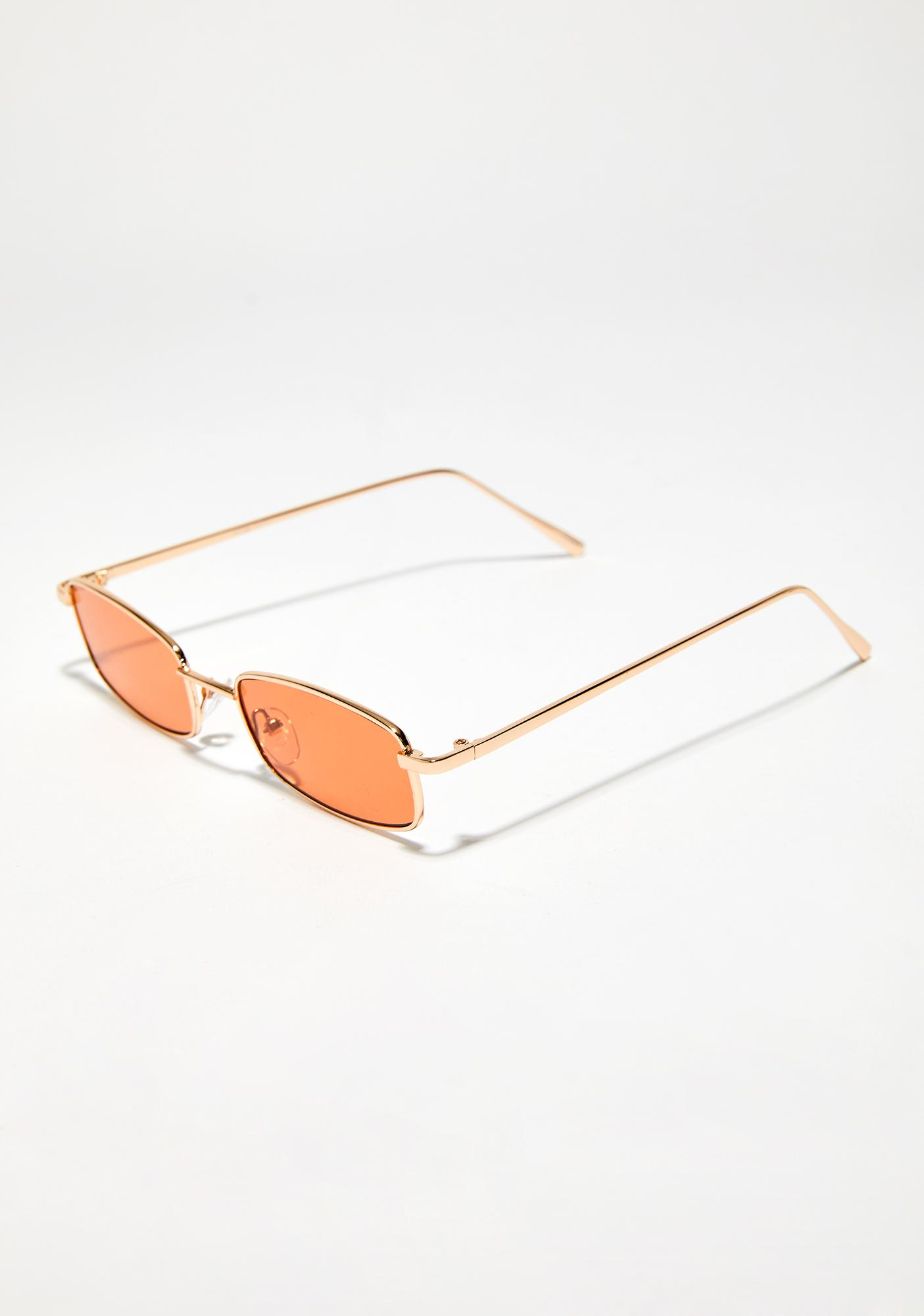 Before Your Eyes Square Sunglasses