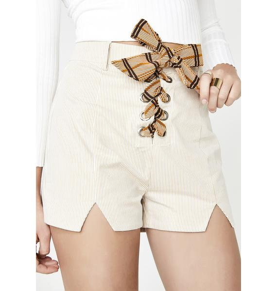 Winter Muse Cooper Shorts