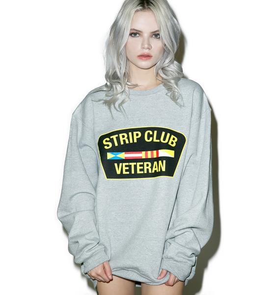 Reason Strip Club Veteran Sweatshirt