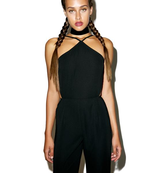 Motel Feel No Ways Mola Jumpsuit
