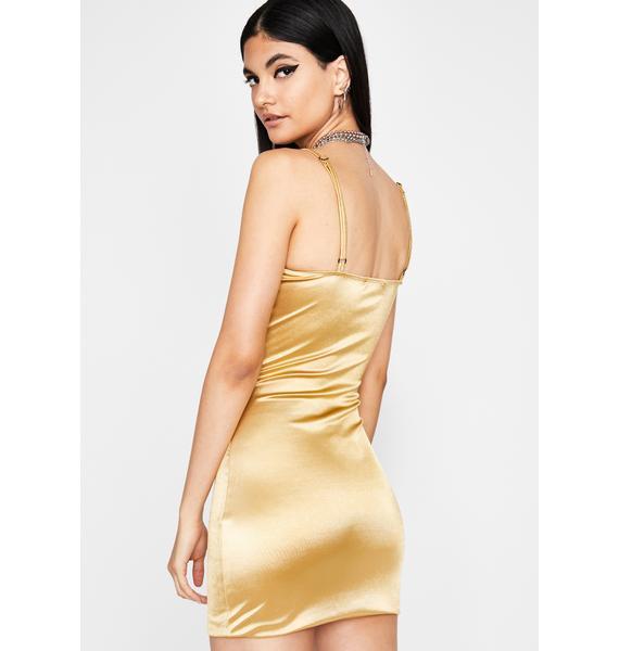 Honey Please Me Mini Dress
