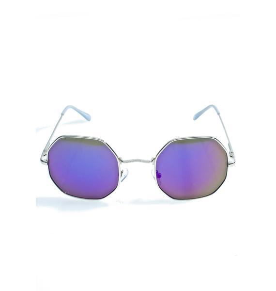 Tokyo Octagon Sunglasses
