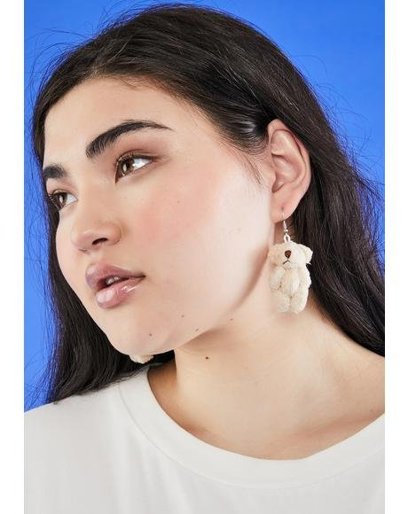 Littlest Pet Drop Earrings