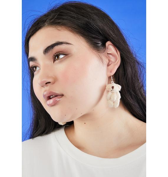 Littlest Pet Drop Earrings