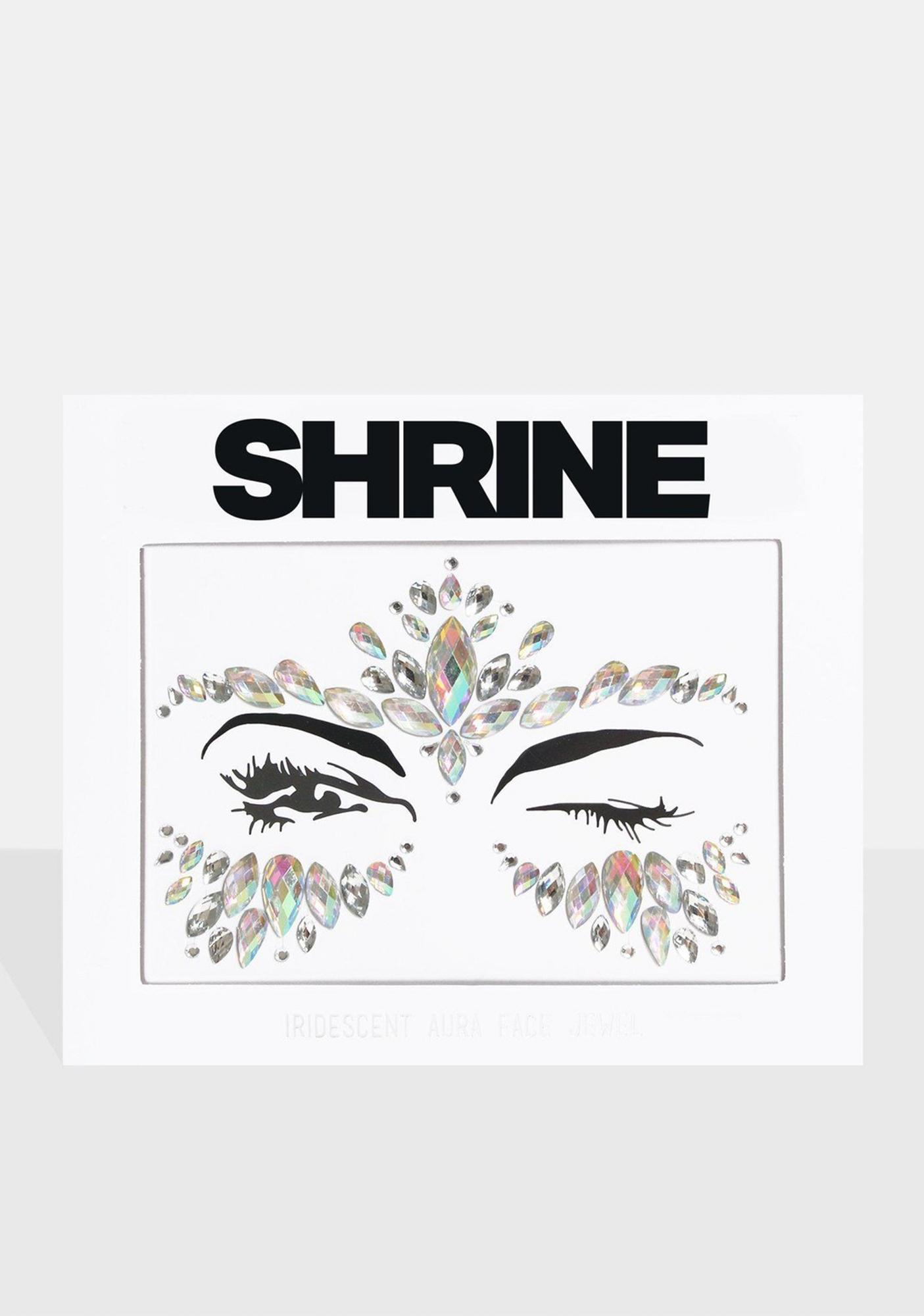 SHRINE Iridescent Aura Face Jewels