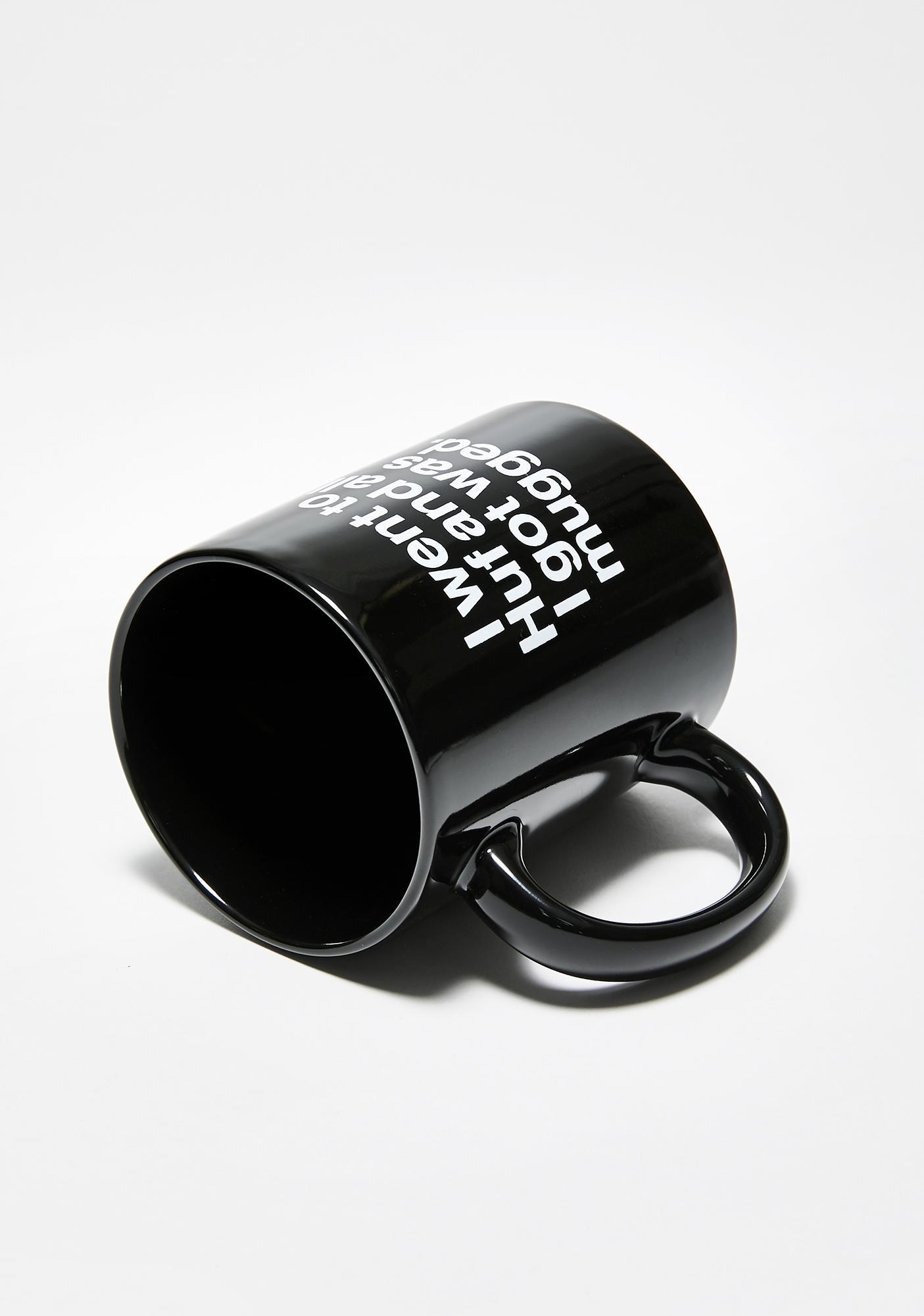 HUF Mugged Mug