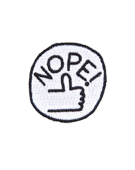 Feelings (Nope!) Stick-On Patch