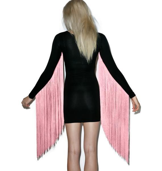 Killstar Pink Huntress Dress