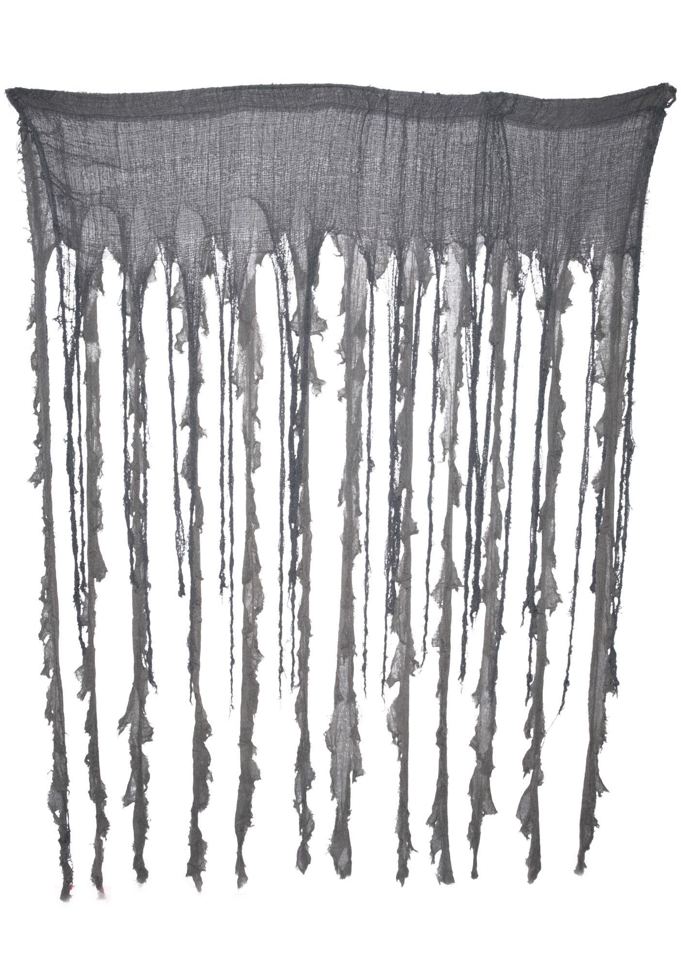 Haunted House Curtain