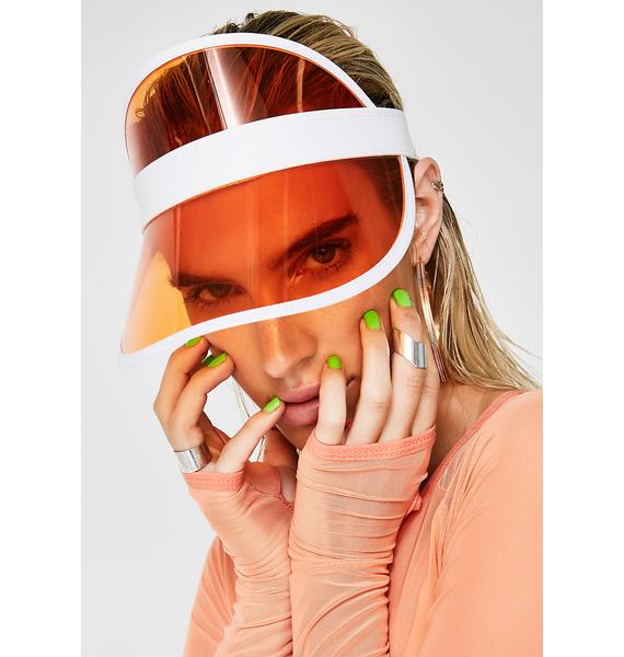 Throw Shade Visor