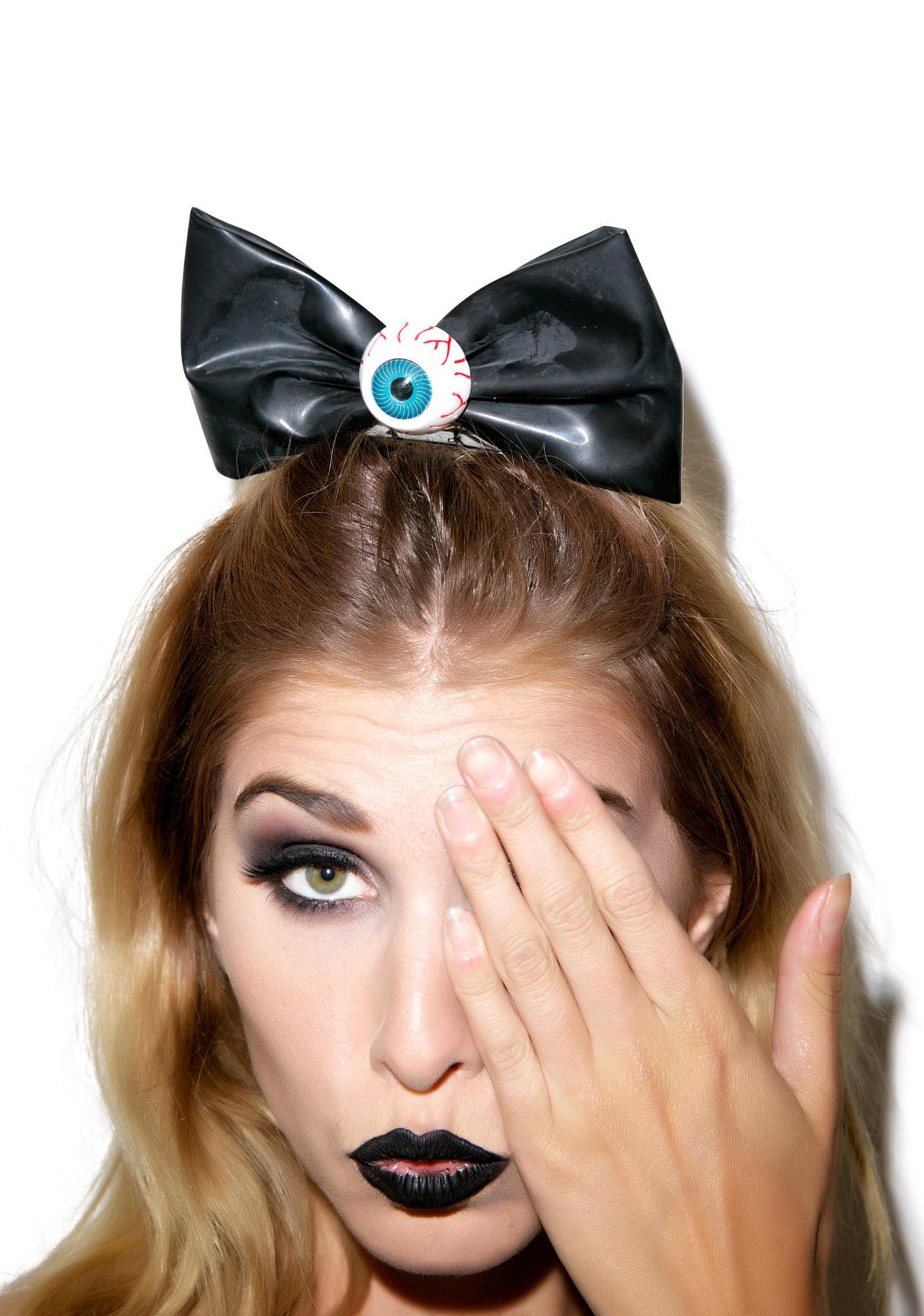 Kreepsville 666 Eye Be Ballin' Hairbow Slide
