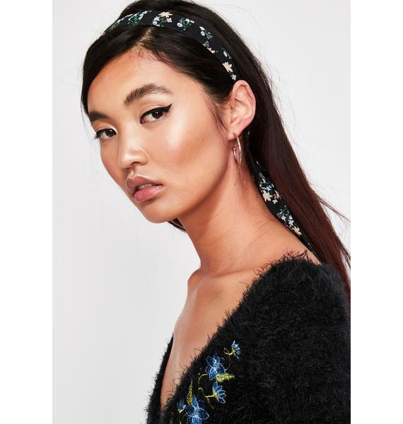Can't Fake It Floral Headband