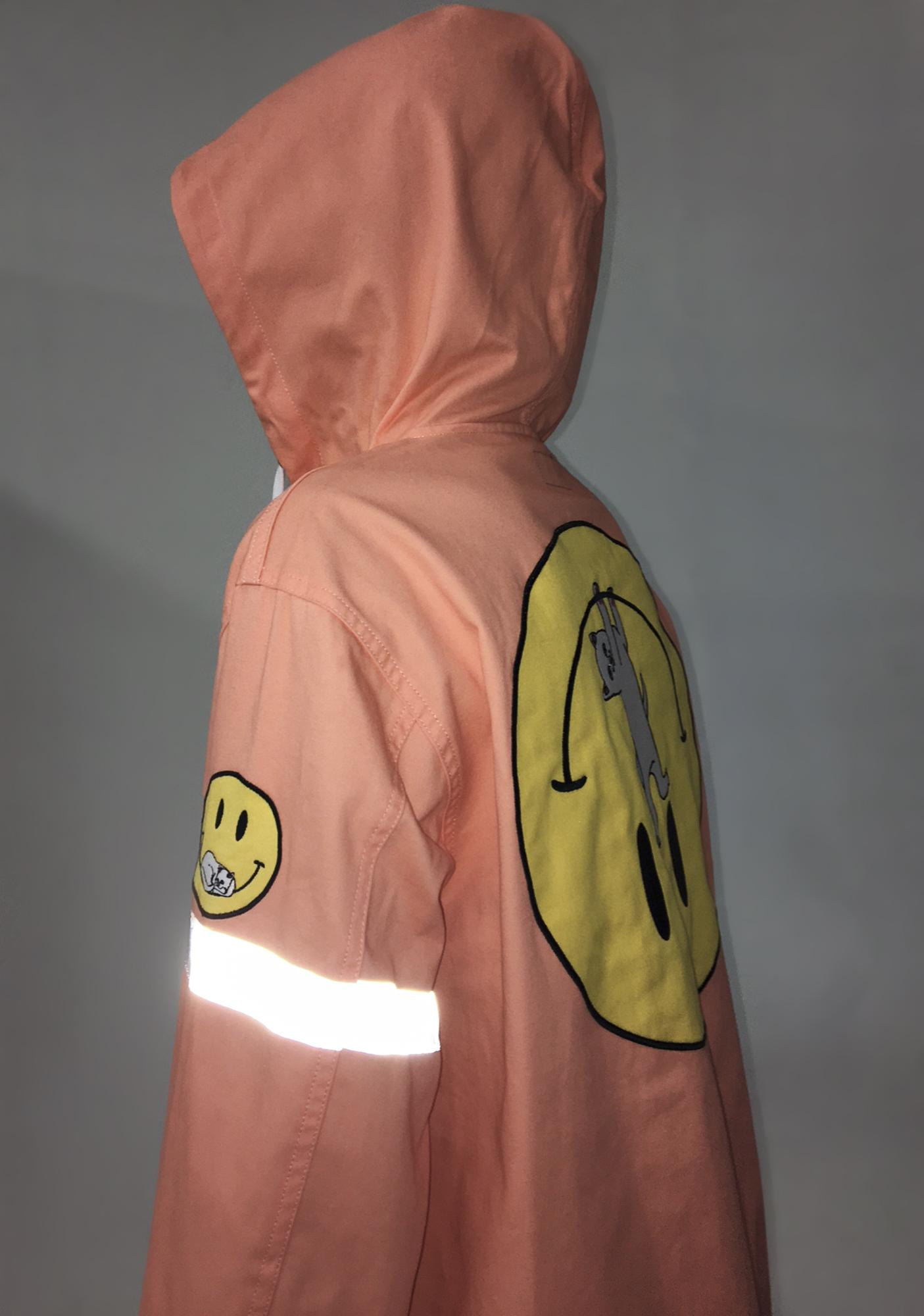 RIPNDIP Everything Will Be Ok Cotton Fisherman Jacket